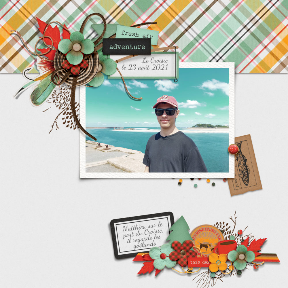 Layout by : AMarie